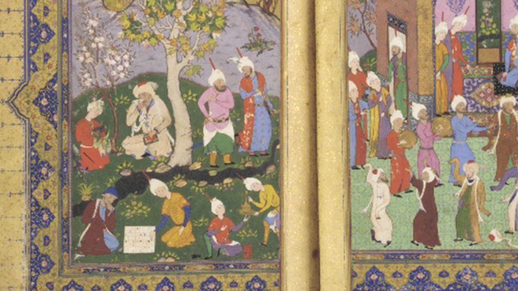 The Islamic Context of Arabic Script Calligraphy
