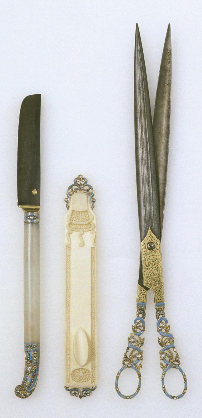 Set of Calligraphers' Tools